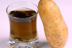 Лечебные свойства сока картофеля